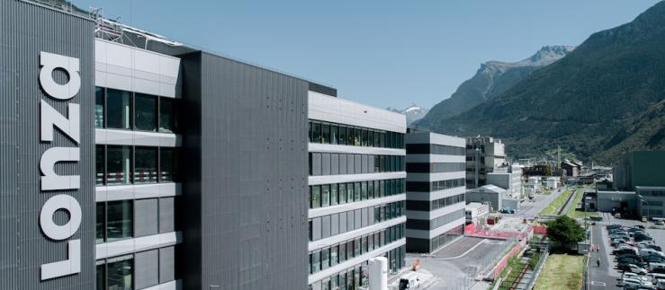 Ibex manufacturing facility in Visp