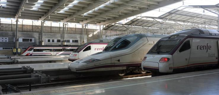 Business opportunities arise in the railway sector in Spain