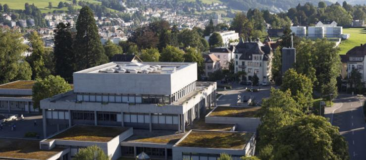 Universitaet St.Gallen.