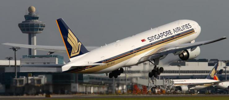 Singapore Airlines wants to be the best airline in the world