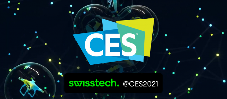 Swisstech Pavilion at CES Worldwide