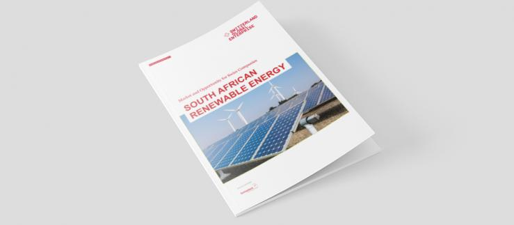 Marktstudie S-GE: South African Renewable Energy