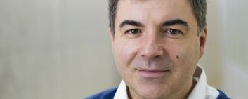 Nobel laureate in physics Konstantin Novoselov.