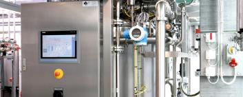 Endress+Hauser develops hygiene and wastewater test system in collaboration with the School of Life Sciences in Switzerland. Image credit: Endress+Hauser