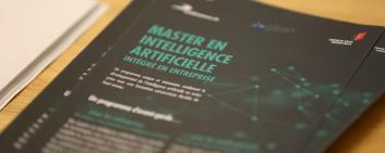 Master en Intelligence Artificielle