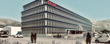 Brusa building