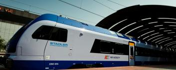 Stadler FLIRT-type electric train