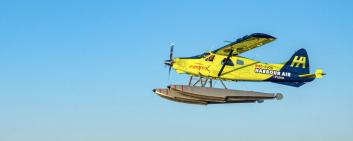 Harbour Air Electric Plane
