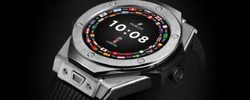 New Hublot smartwatch