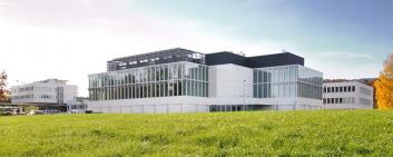 IBM's research laboratory in Rüschlikon