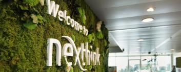 Nexthink offices in Prilly