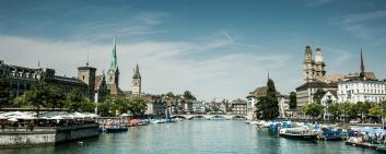 Zurich is the second best city in the world for overall quality of life.