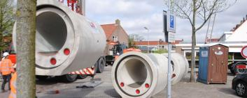Installation of a Rabtherm facility in Goes, Netherlands (photo: Rabtherm)