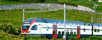 The quality of Swiss infrastructure, including transport and energy, is rated as very high.