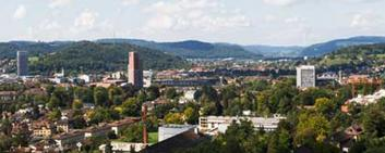 Winterthur, the host town of the Vocational education congress