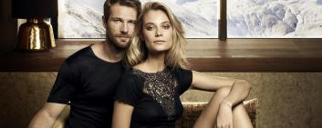 For almost 150 years, Zimmerli of Switzerland has been producing high-quality collections for women and men.