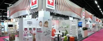 SWISS Pavilion at ISM