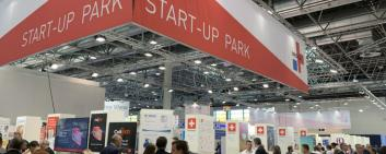 Swiss Corner MEDICA Start-up Park