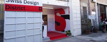 Swiss Design Store @ Milano Design Week 2021