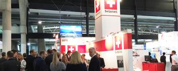 SWISS Pavilion @ Mobile World Congress 2018