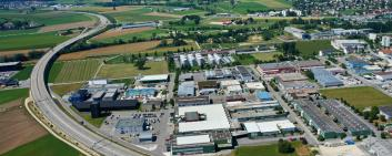 Zone industrielle La Communance Delémont